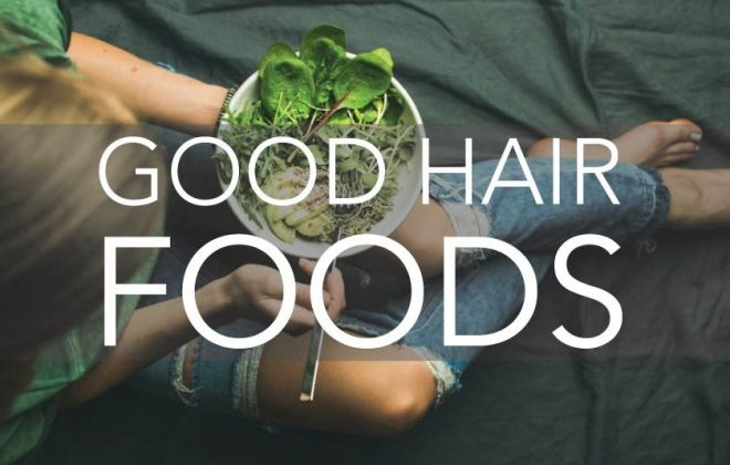 good hair foods