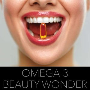 omega-3 beauty benefits