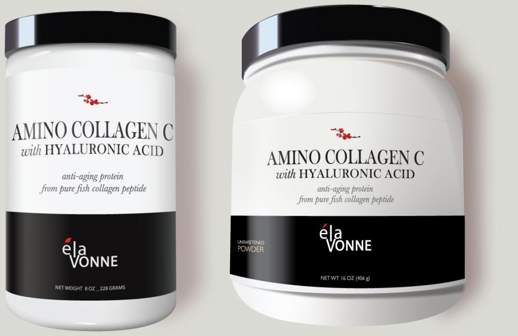 Collagen peptides, amino collagen c
